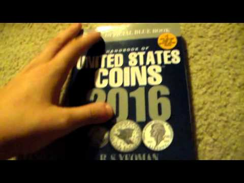 2016 United States Coin Book