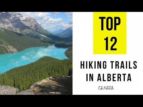 TOP 12. Best Hiking Trails In Alberta, Canada