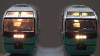 【鉄道模型】KATO 251系SVO 新旧製品を比べてみた