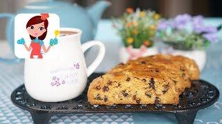 Fındıklı Damla Çikolatalı Biscotti Tarifi - Kevserin Mutfağı - Yemek Tarifleri