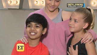 DWTS: Juniors: Spelling Bee Champ Akash Vukoti on the