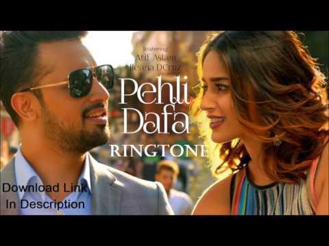 Pehli Dafa Ringtone | Atif Aslam | Latest 2017 Hindi Ringtone