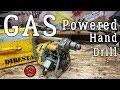 DiRestoration Gas Powered Hand Drill