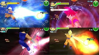TOP 4 DBZ PPSSPP (PSP) GAMES FOR ANDR OID WITH DOWNLOAD LINKS