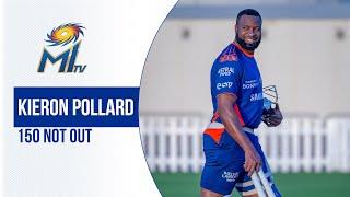 Kieron Pollard completes 150 IPL matches | पॉली ने किए १५० मैच पूरे | Dream11 IPL 2020
