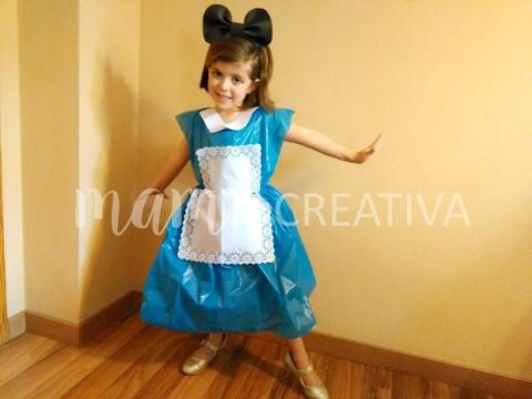 Disfraz Alicia En El Pais De Las Maravillas