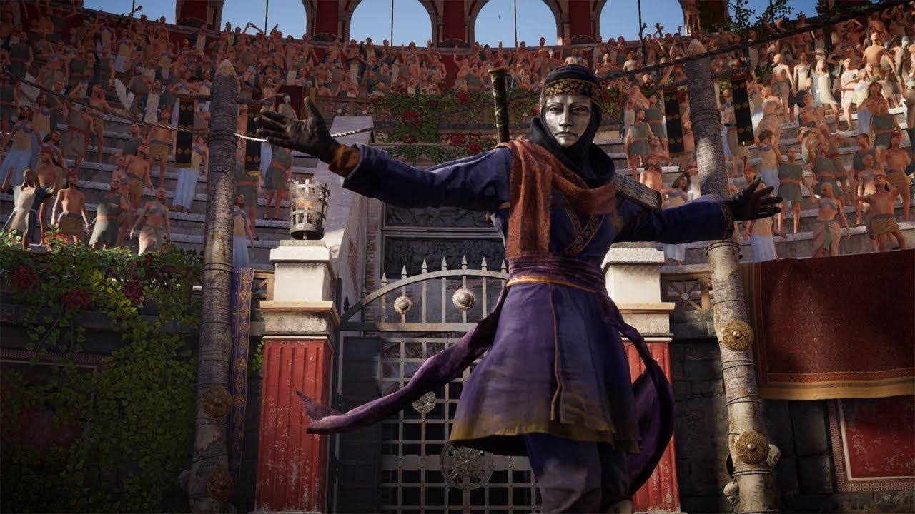 Assassin's Creed Origins Gladiator Arena