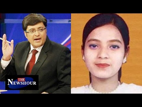 Need To Reopen Ishrat Jahan Files? : The Newshour Debate (26th Feb 2016)