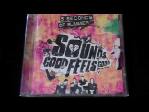 5 Seconds Of Summer Sounds Good Feels Good Deluxe Edition