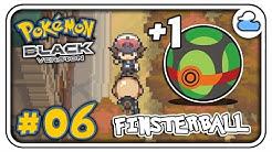 FINSTERBALL VOM GLATZENMANN - Pokemon Schwarz Trainer Challenge #06