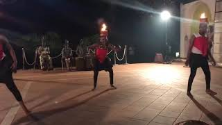 Traditional Tanzanian dance travel in Tanzania