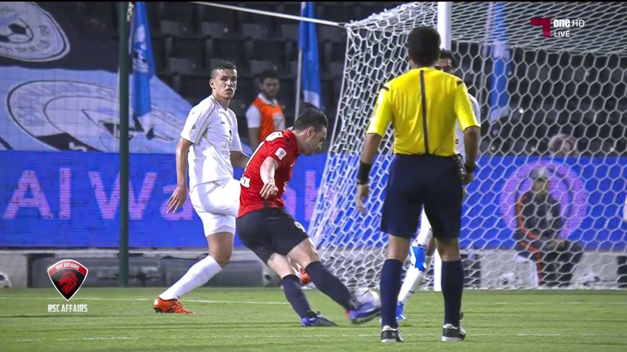 اهداف الريان والوكرة 5 - 0 / دوري نجوم قطر القسم الثاني 2016