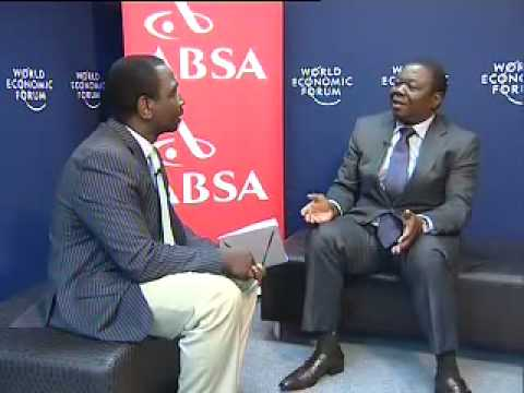 Zimbabwe appealing for investment at WEF