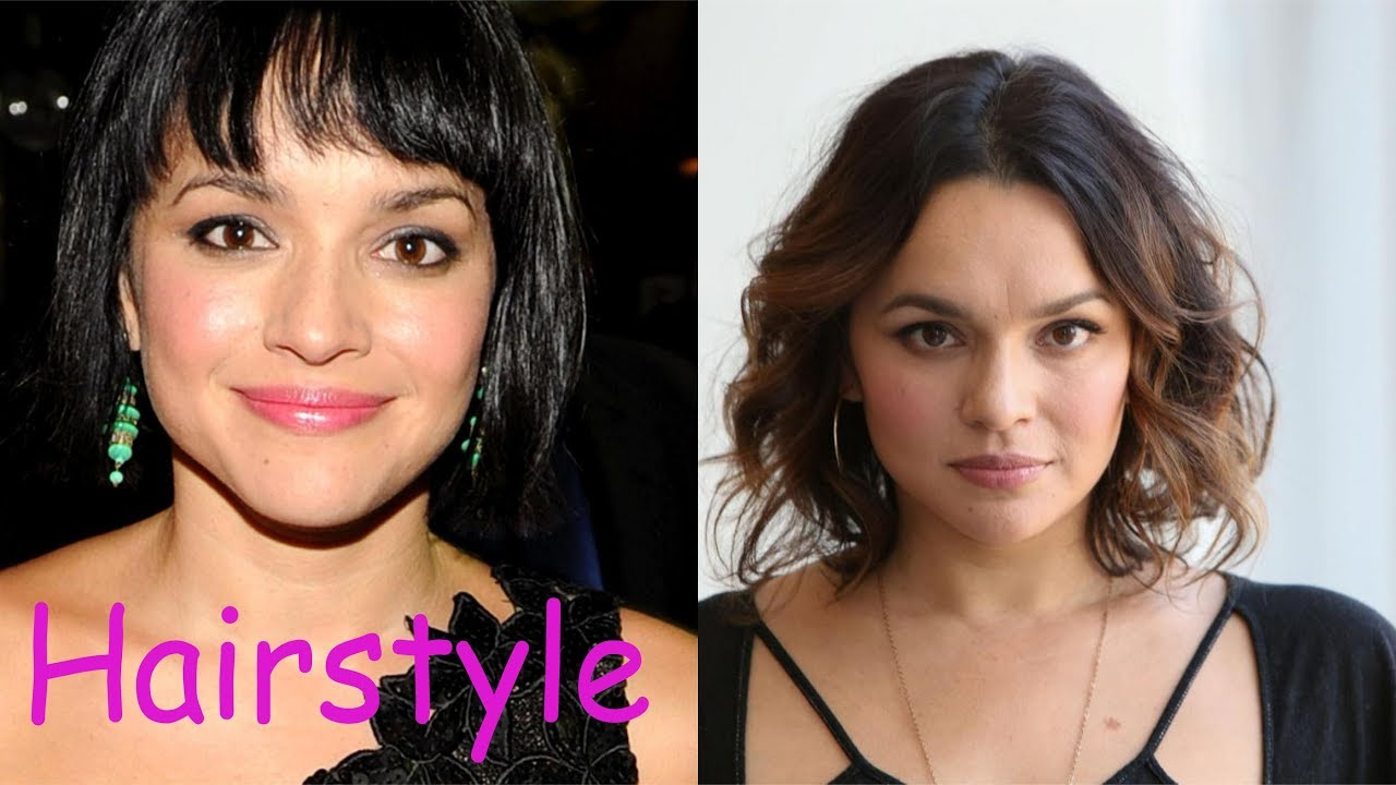 Norah Jones hairstyle (2018)