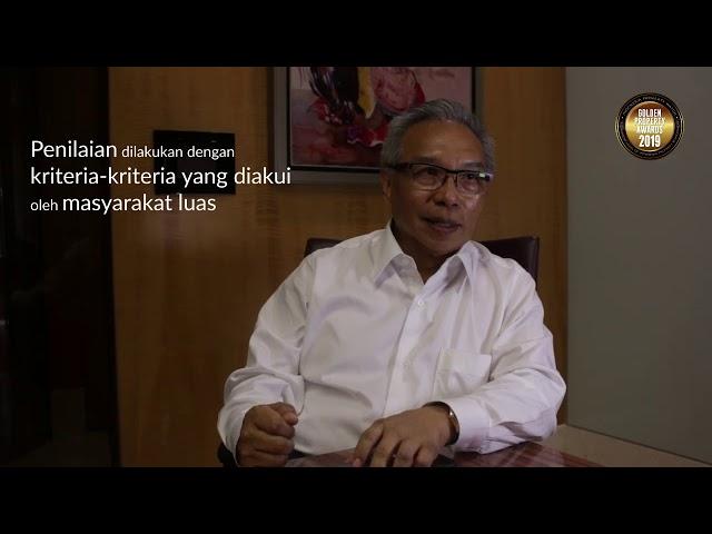Testimoni GPA para tokoh Properti  Budiarsa sastrawinata