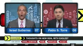 Espn Around The Horn : Thursday 27th February 2014