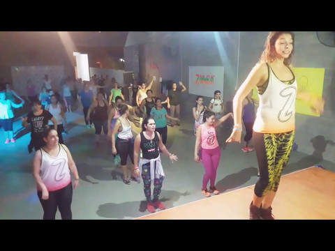 Bailame – Nacho – Zumba fitness