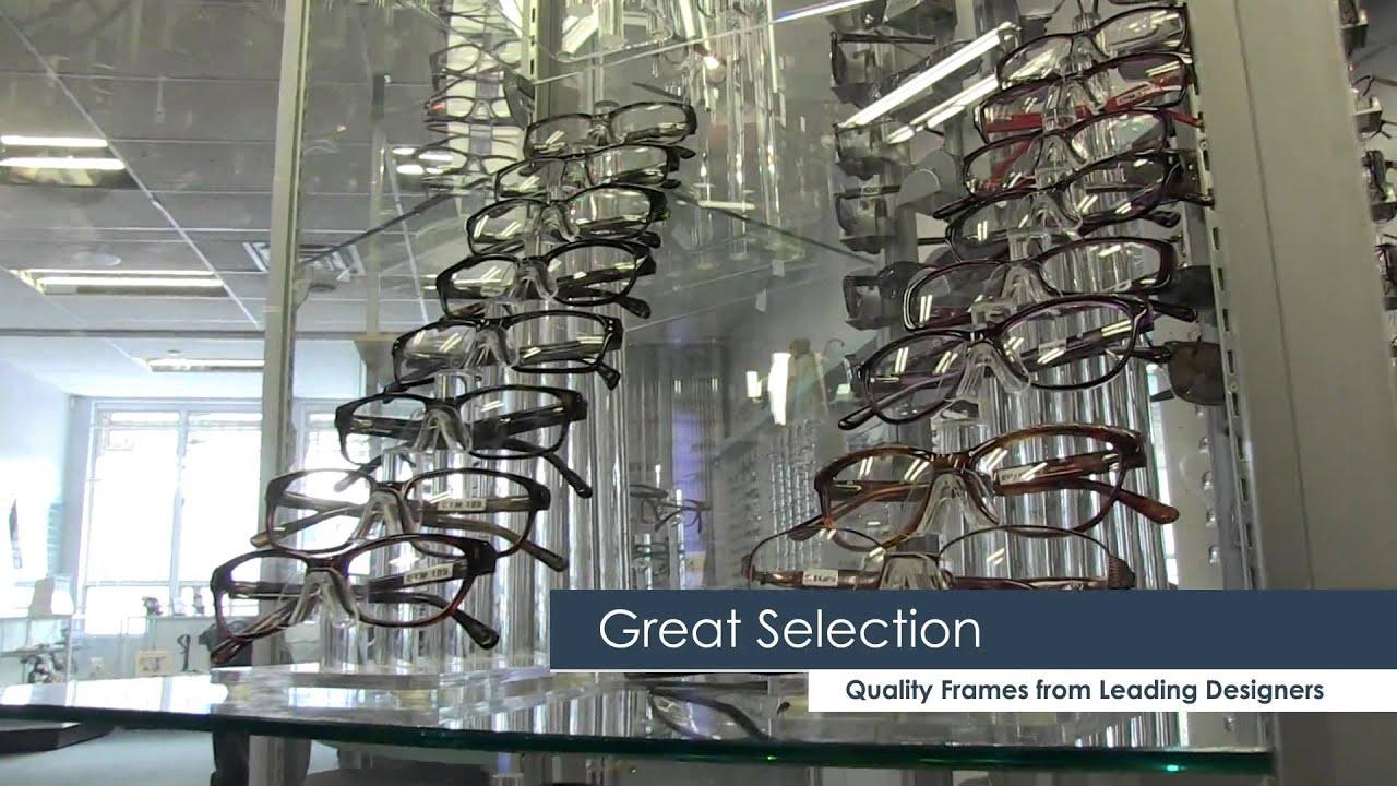 the eyeglass factory