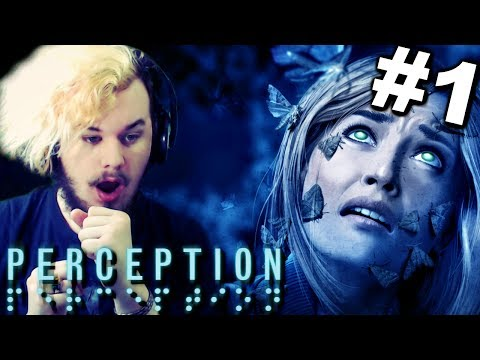 SO HYPED FOR THIS!! | Perception Part 1