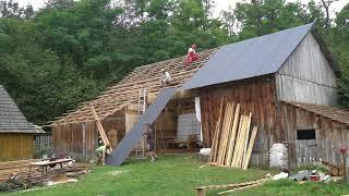Remont dachu - dłuższa wersja