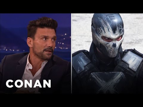 Frank Grillo Really Punched Chris Evans In