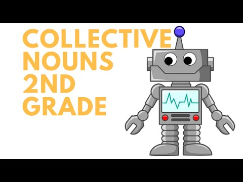 25 Collective Nouns For Kids In Grade 2