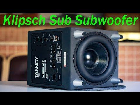 Klipsch Sub 12HG Synergy Series 12 Inch 300 Watt Subwoofer Best Review