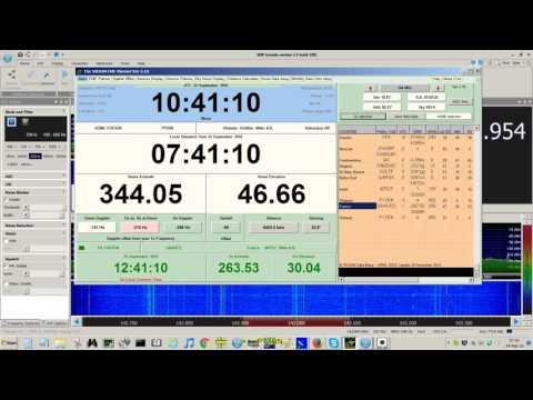 Nooelec RTL vs. FunCube PRO Plus vs. SDRPlay (VHF 143MHz graves via EME test)