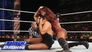 Aksana vs. Alicia Fox: WWE SmackDown, June 13, 2014