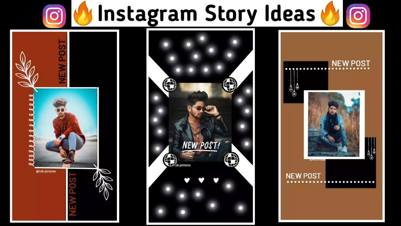 TOP 3 CREATIVE INSTAGRAM STORY IDEAS || 2021 Instagram Story Hacks