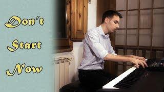 Baixar Don't Start Now (Dua Lipa) - Piano Cover