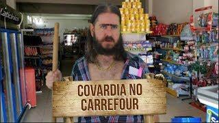 Plantão ESPECIAL do Chico: Covardia no Carrefour.