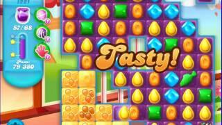Candy Crush Saga SODA Level 1221 CE