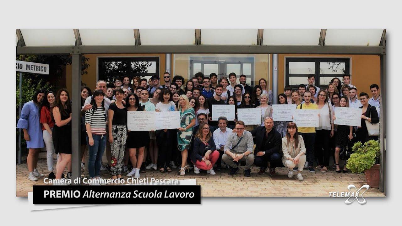 Pescara Camera Di Commercio : Il punto premio alternanza scuola lavoro cciaa chieti pescara youtube