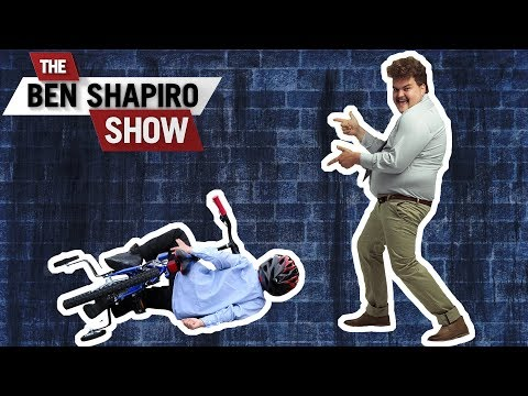 The Power Of Being A Jackass | The Ben Shapiro Show Ep. 544