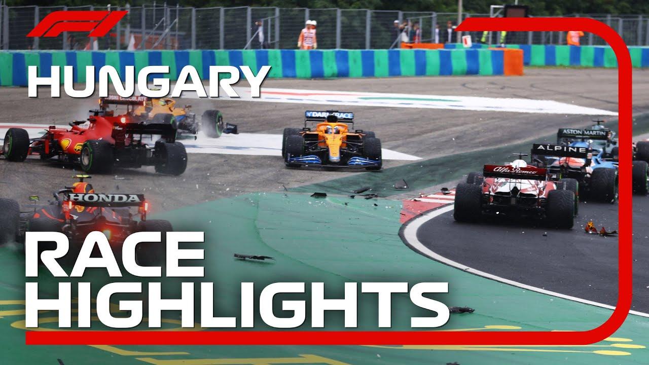 Grand Prix de Hongrie 2021 | Meilleurs moments