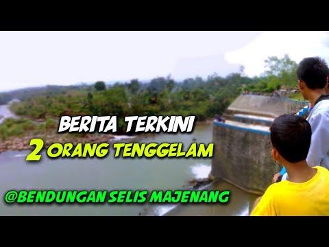 Berita Terkini 2 orang Tenggelam di Jembatan Selis,Desa Jenang,Kecamatan Majenang