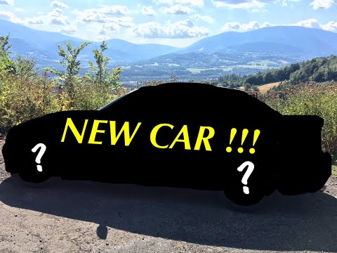 BUYING A NEW CAR ! NEW DAILY DRIVER REVEAL *COUPE*
