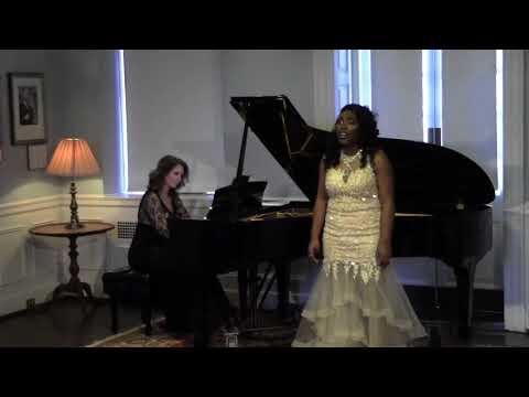 Kenita's Graduate Recital - Westminster Choir College -2