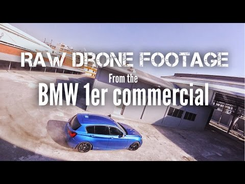 Drone FPV Footage from the BMW 1er Commercial - Duration: 4:12.