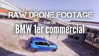 Drone FPV Footage from the BMW 1er Commercial