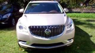 2013 Buick Enclave Review by In Wheel Time