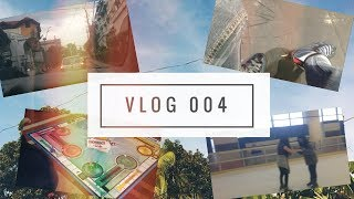 First Day + Hangouts ll Vlog 004
