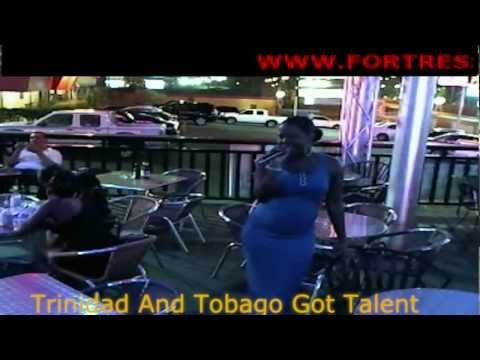 TRINIDAD AND TOBAGO GOT TALENT KARAOKE STAR's: CURSHA