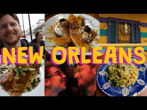 Vegan Vacation: NEW ORLEANS