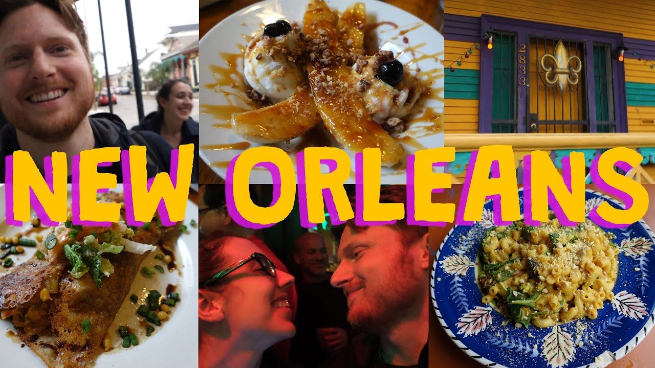 Vegan Vacation NEW ORLEANS YouTube - New orleans vacations