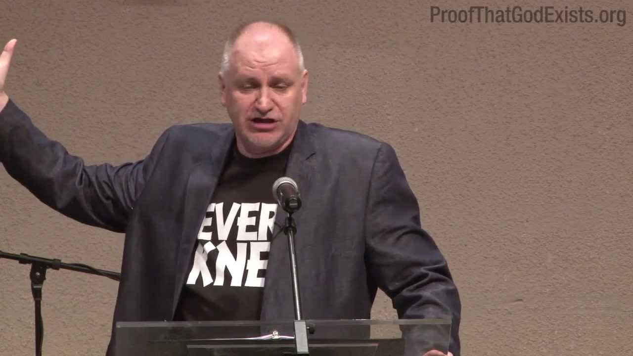 Sye Ten Bruggencate |  Apologetics is easy - Believe your Bible