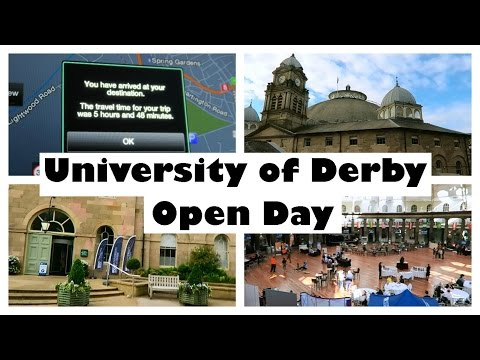 University of Derby Open Day (Buxton Campus)