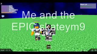 My epic time on roblox 0001