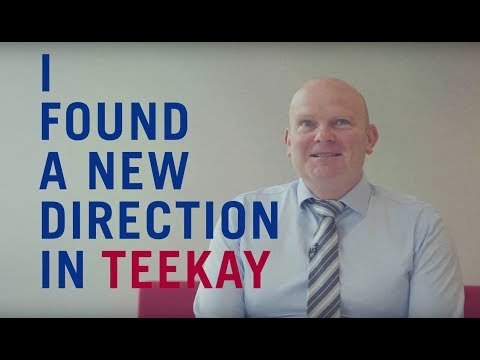 A Career at Teekay: Stig-Morten Helland | Teekay Offshore
